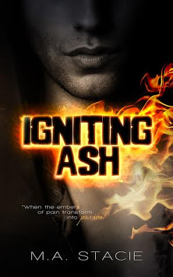 Igniting Ash FRONT COVER